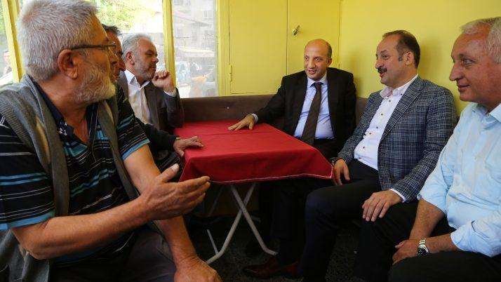 """""""AK Parti yeniliklerin öncüsü"""""""
