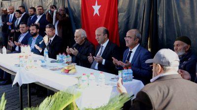 Ali İhsan Arslan Lalahan'daydı