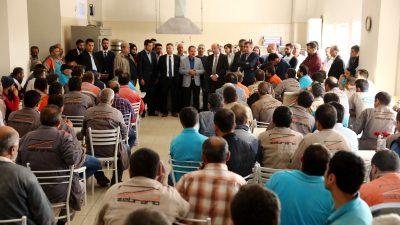 Arslan, Elmadağ'da: Çözüm yolu AK Parti