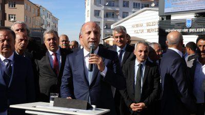 """""""Önceliğimiz Türkiye, önceliğimiz milletimiz"""""""