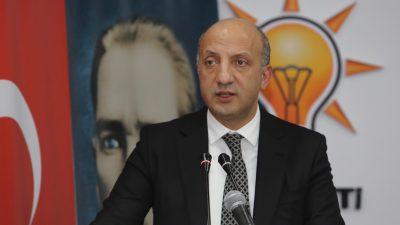 """AK Parti Ankara Milletvekili Arslan'dan """"aşı karşıtlarına itibar edilmemesi"""" çağrısı"""