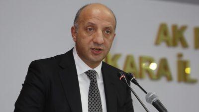 """""""Türkiye'yi Akdeniz'den tardetmek kimsenin haddine değildir"""""""